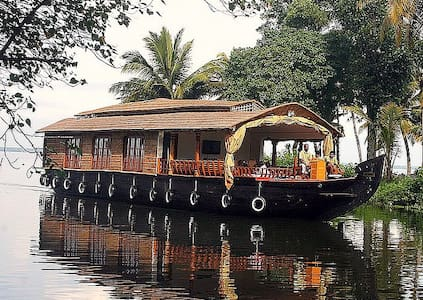 Eco Trails Houseboats in Kerala