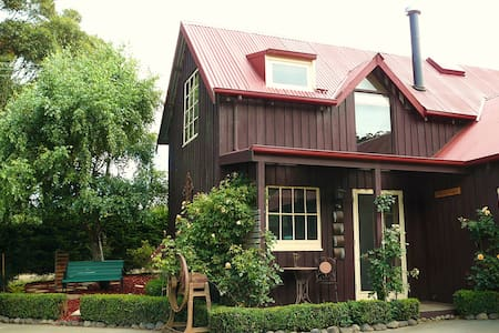 Clear Creek Cottage, S/C Accom TAS - 伍德布里奇(Woodbridge) - 牧人小屋