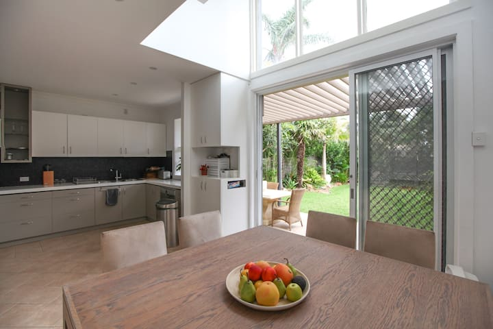 Tropical oasis close to Bondi Beach & Watsons Bay - Dover Heights - Hus