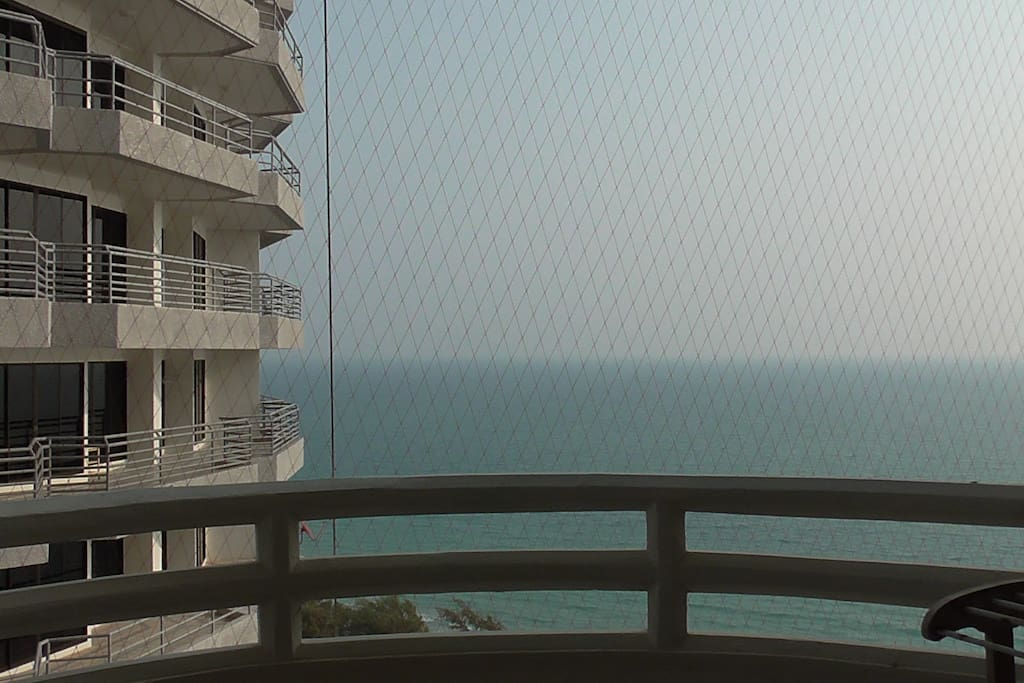 Front Balcony - Sea View