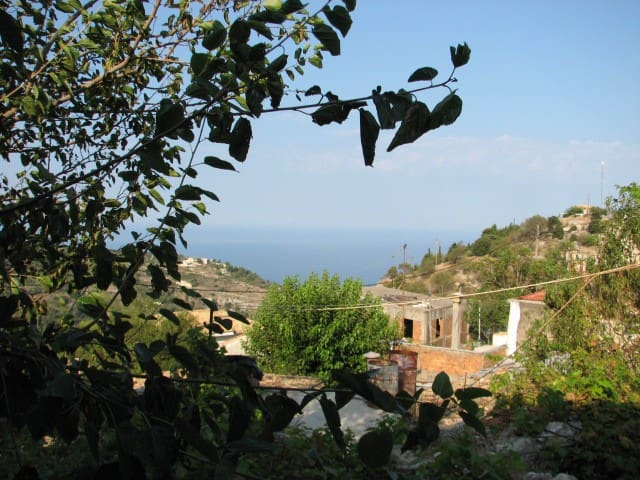 Village Exantheia House - Exanthia - Casa