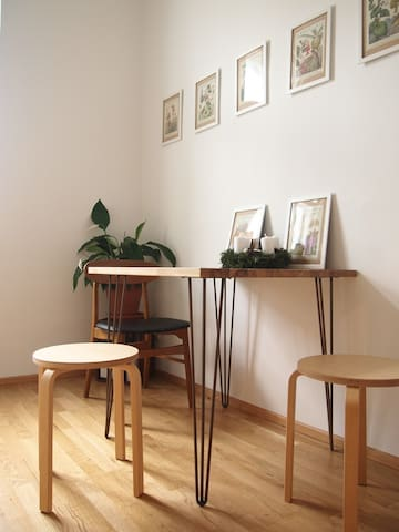 Sunny and cosy flat in the heart of Vienna - Wien - Wohnung