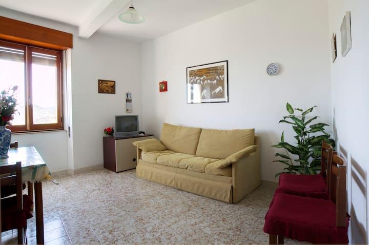 Modern cosy studio for 2 people