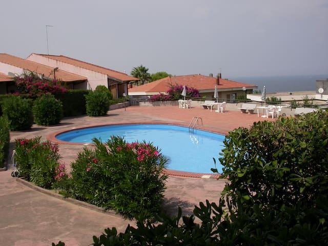 Casa del Pino a relaxing holiday - Costa Saracena - Castelluccio - Apartemen