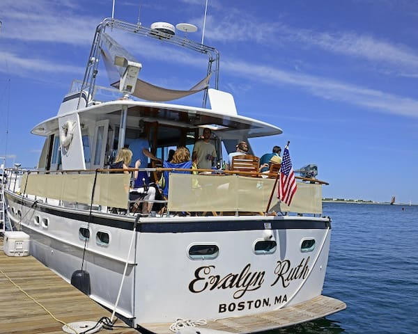It's always more fun on the water - Boston - Boot