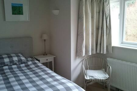 Quiet central location with parking - Aldeburgh