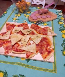 assaggiare la cucina tradizionale  - Polverigi - Apartment