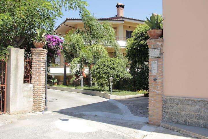 Villa Marina di Fondaco Vecchio - Bovalino