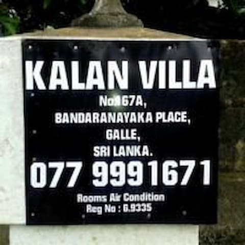 KALAN VILLA CITY CENTRE 2BEDS FRIGE  WITH ROOFTOP