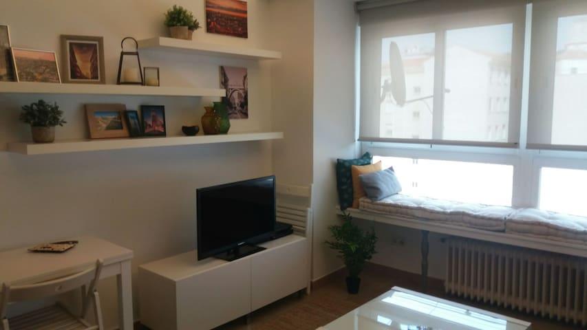 Apartamento tranquilo y luminoso - Madrid - Apartment