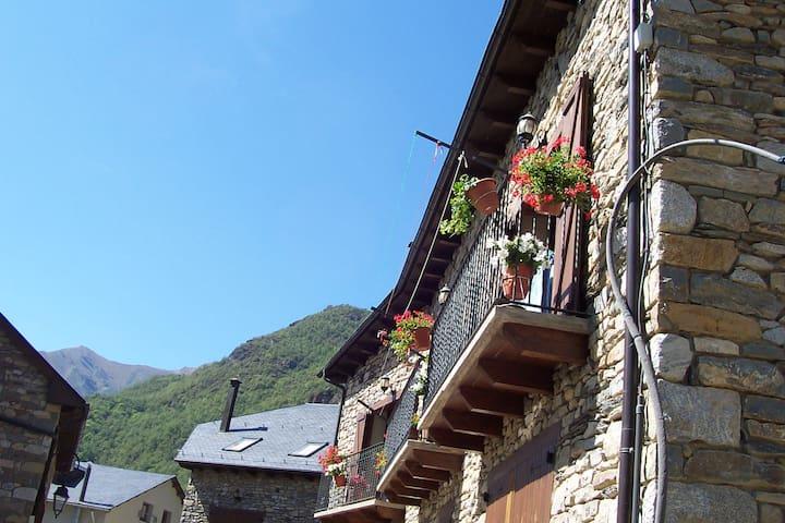 Me voy  al Valle de Boi , Pirineo  - Barruera , La Vall de Boi , L'Alta Ribagorça - Apartamento