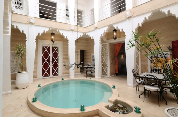Riad Thalge - Family Suite for 4 - Marrakesh - Villa