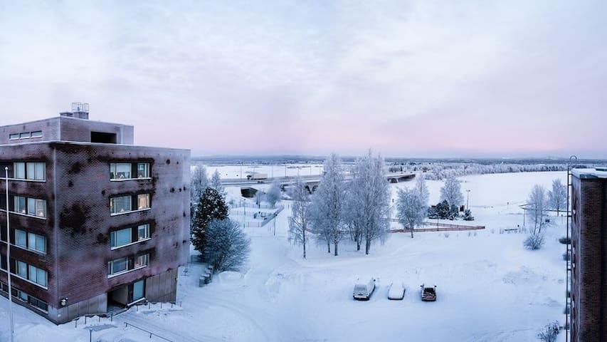 Silent River Apartment - Rovaniemi