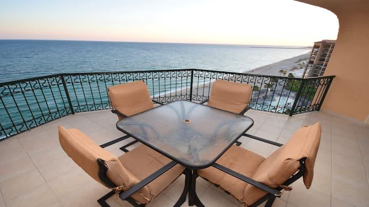 Oceanfront Penthouse Condo // Sonoran Sea Resort