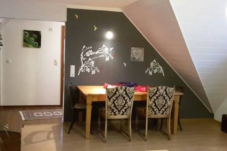 Apartment in quiet town - Niederburg - Appartement