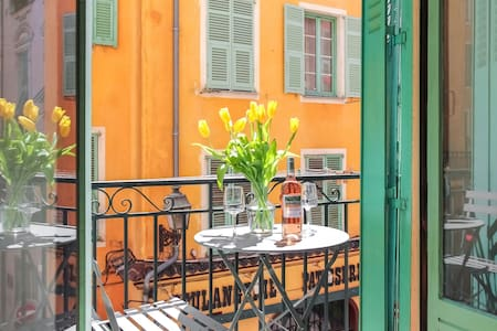 LARGE OLD TOWN  2BR BALCONY BEACH  PARKING - Nice - Apartment