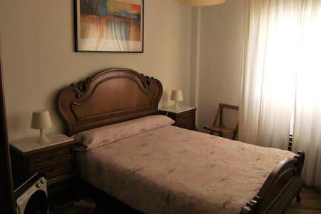 Habitación clásica. Piso céntrico