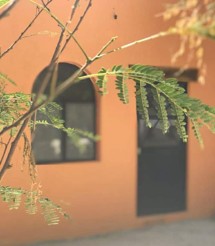 Pachamama Habitación con Bioalberca | Casa Gayatri