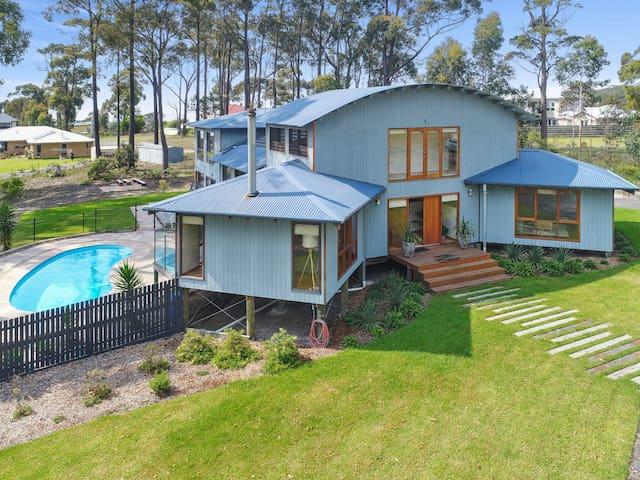Tura Tree House, Private Pool