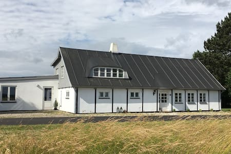 Idyllisk landhus med 3 værelser - Asnæs