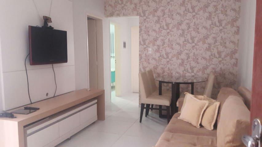 Apto completo e aconchegante em Slz - São Luis - Apartamento