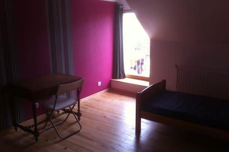 Chambre dans Longère tout confort proche Châteaux - Averdon - บ้าน