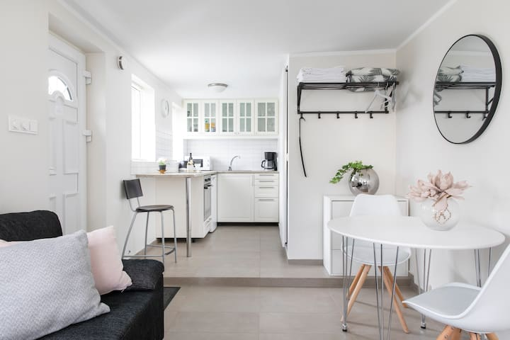 Beautiful new cottage in downtown Reykjavik