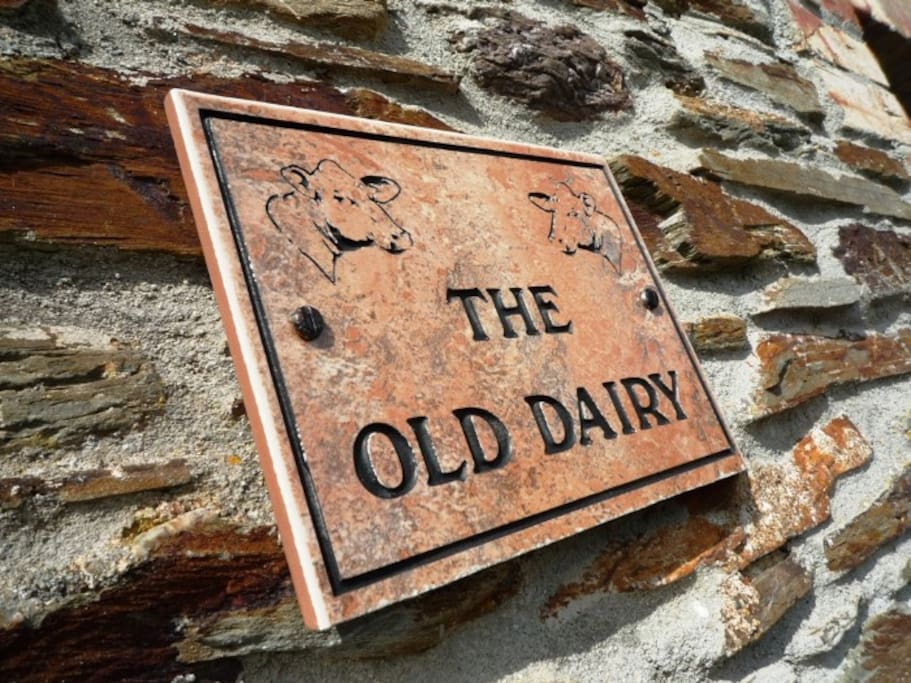 The Old Dairy, St Mawes, Roseland
