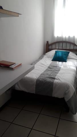 Recamara independiente a 25 min. de Santa Fe - Ciudad de México - Apartemen