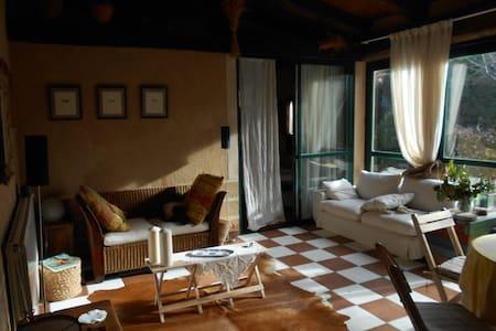 Casa invitados con jardin y piscina - Segovia