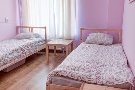 Hostels Rus Pskov, Double room - Pskov