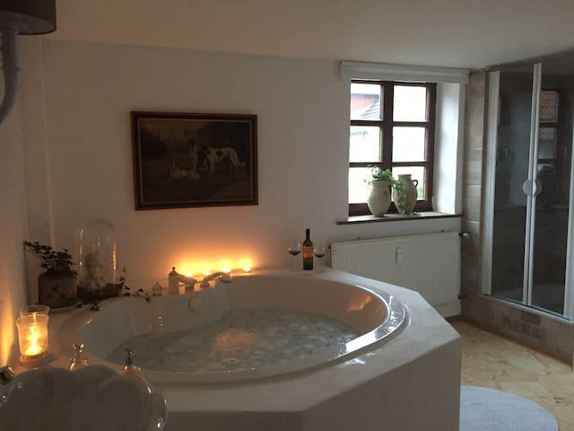 Ferienwohnung am Schloß I - Brakel - Apartment