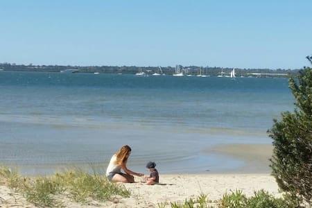 Beach retreat family-friendly - Sans Souci