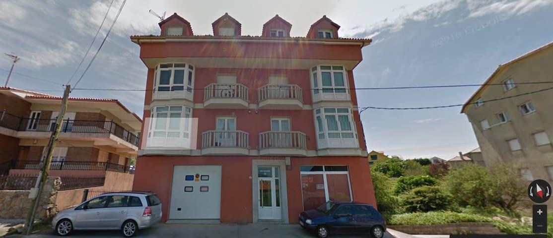 Casa Luminosa y Espaciosa Para Relajarse - Fisterra - Flat