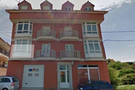 Casa Luminosa y Espaciosa Para Relajarse - Fisterra - 公寓