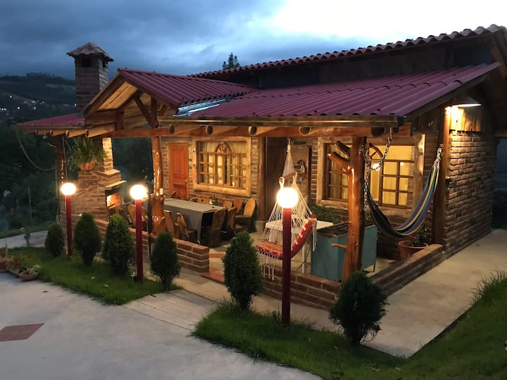"""Comfortable Chalet in Otavalo"""