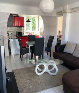 Bel appartement climatisé à deux pas de la gare
