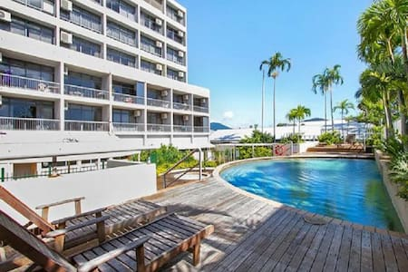 Studio Apartment - Cairns.  Free Wi-Fi - Cairns City - Διαμέρισμα