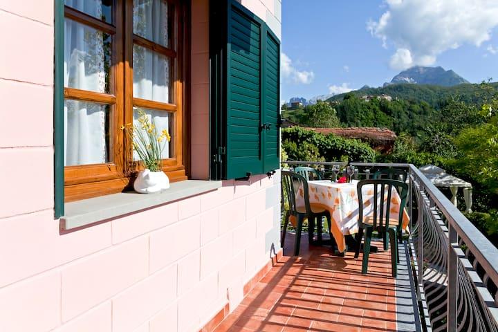 Garfagnana: relax , nature  , wi-fi - Minucciano - Daire