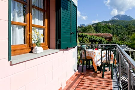 Garfagnana: relax , nature  , wi-fi - Minucciano - Apartment