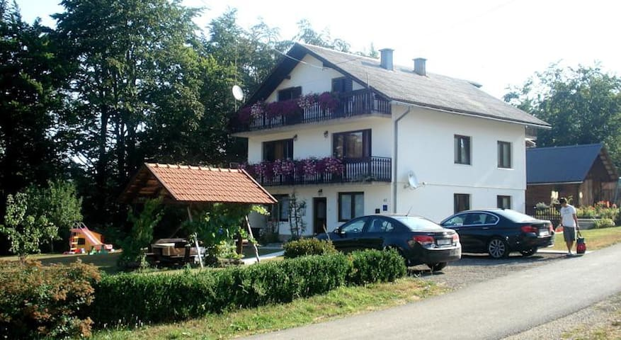 Double room inside NP Plitvice lakes