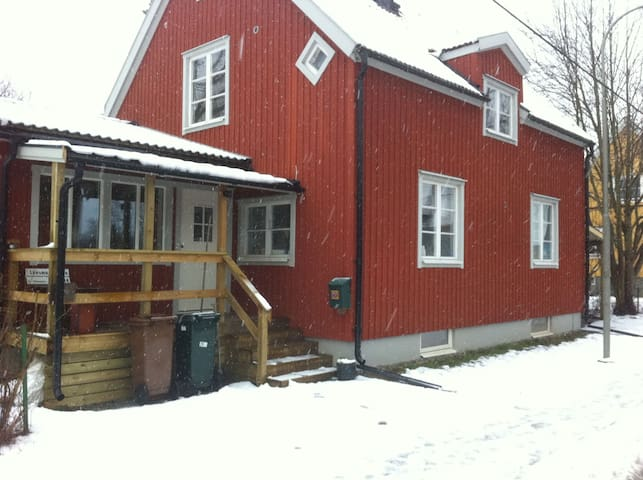 Private house close to Stockholm