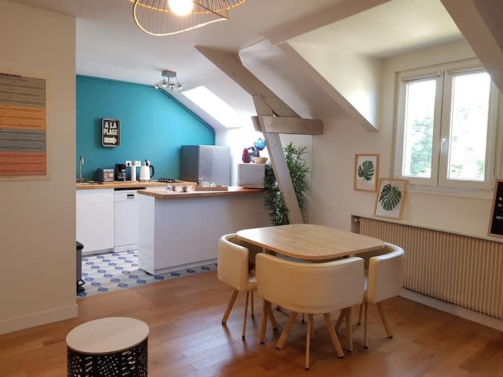 Le Loft 54 - Quartier Sainte Catherine - Honfleur