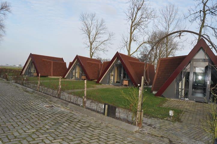 B&B LEEKS END - Cottage - Oosterleek - Cabin