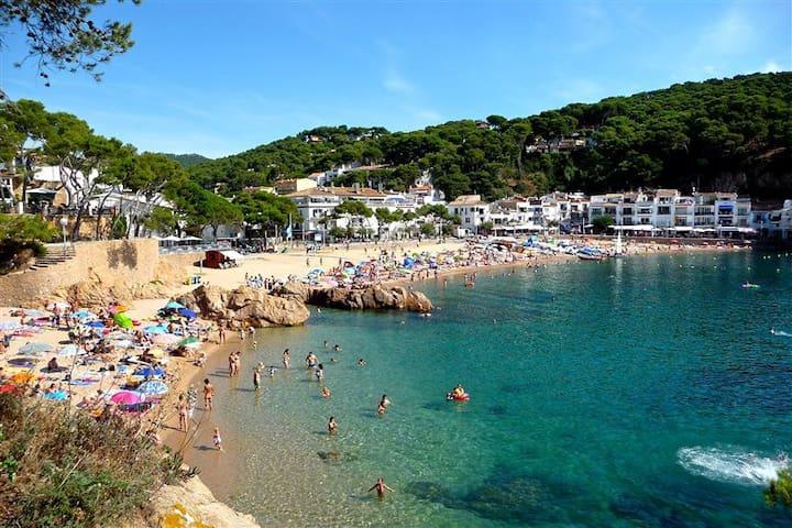 Spain, Tamariu 30m from the beach