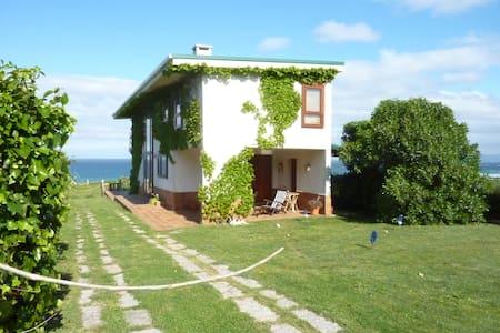 Casa Corrubedo a pié de playa - Seráns - Ház