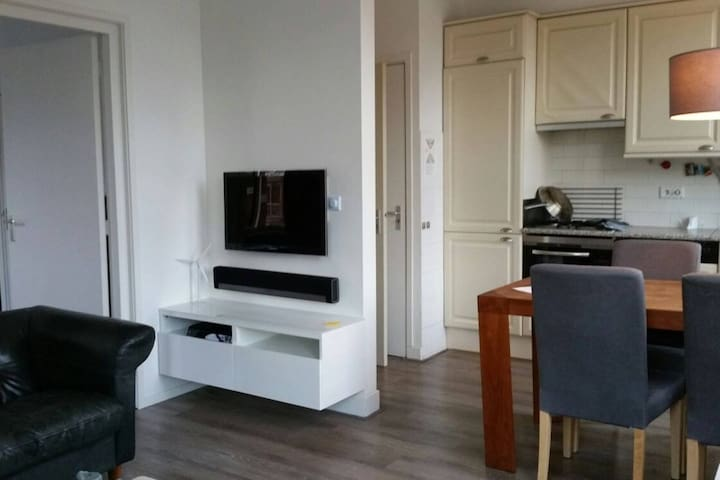 Apartment located in the vibrant Pijp!