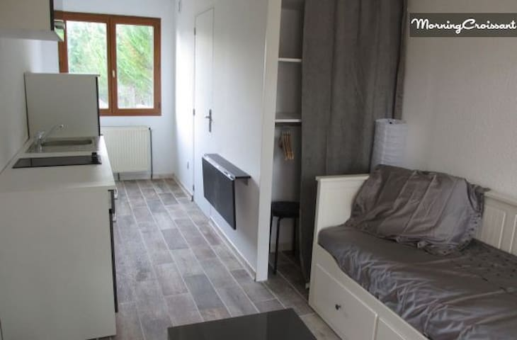 STUDIO 7 MIN DE GRENOBLE