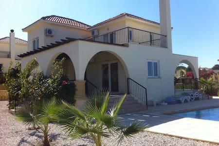 Beautiful North Cyprus villa - Karsiyaka