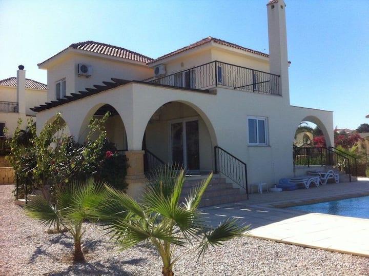 Beautiful North Cyprus villa